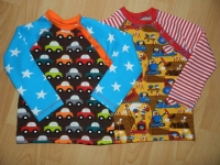 little JOEL Shirt und Pulli Farbenmix Schnittmuster